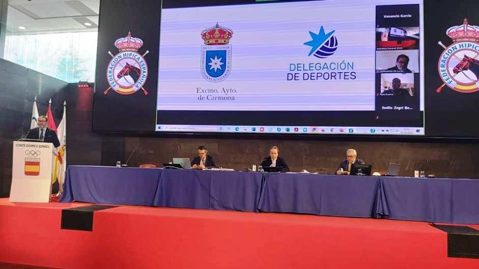 Carmona será sede del próximo Campeonato de España de Raid