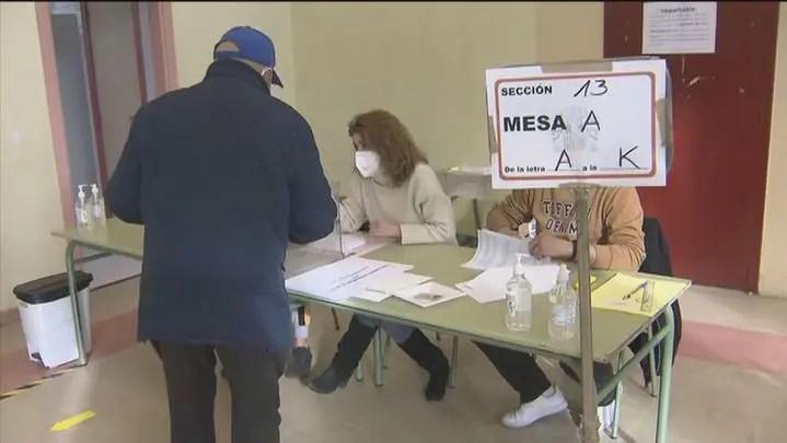colegios electorales madrid