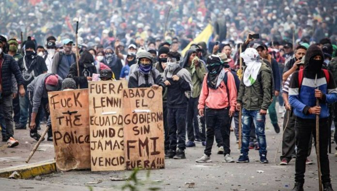 Ecuador – and the IMF's Killing Spree