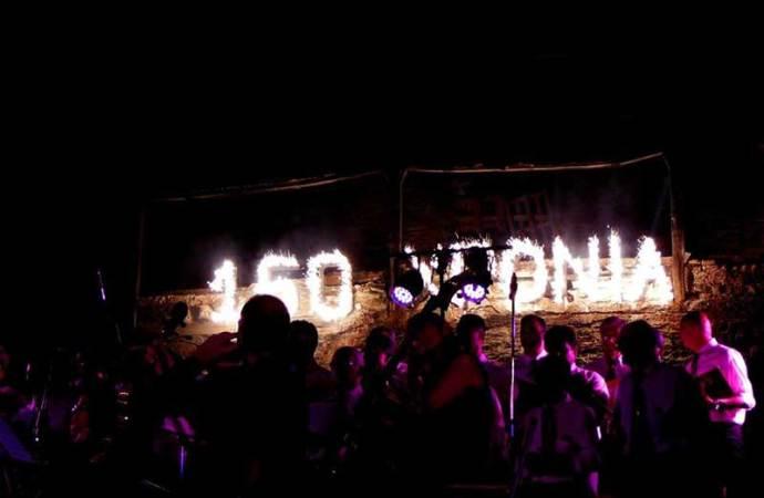 Ανδρική Χορωδία Λαυρίου, 150 χρόνια Λαυρίου