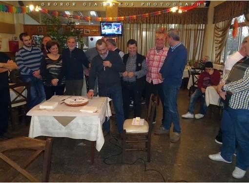 Ημερήσια εκδρομή στη Λιβαδειά-Κοπή πρωτοχρονιάτικης πίτας Χορωδίας Λαυρίου