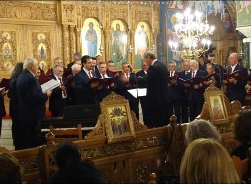 Η Χορωδία Λαυρίου συμμετείχε στο 22ο χορωδιακό φεστιβάλ θρησκευτικής μουσικής που διοργάνωσε η Χορωδία Βόλου