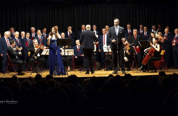 αποκριάτικη συναυλία του Δήμου Αλίμου