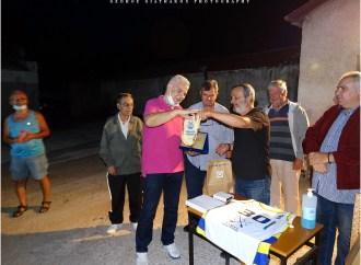 Τιμητική βραδιά αφιερωμένη στους συντελεστές της Ομάδας Μπάσκετ της πόλης μας