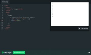 php-lesson-loop-for