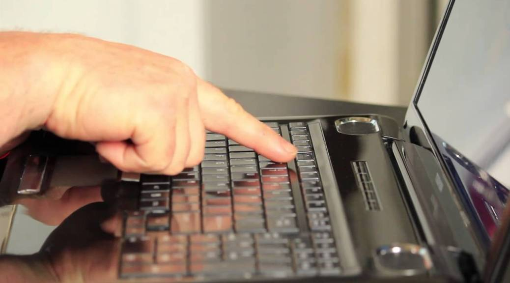не работает клавиша FN