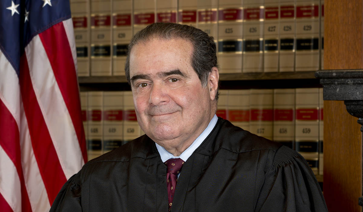 Official Scalia sized