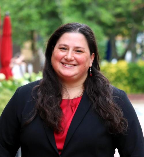 Professor Marcy Karin