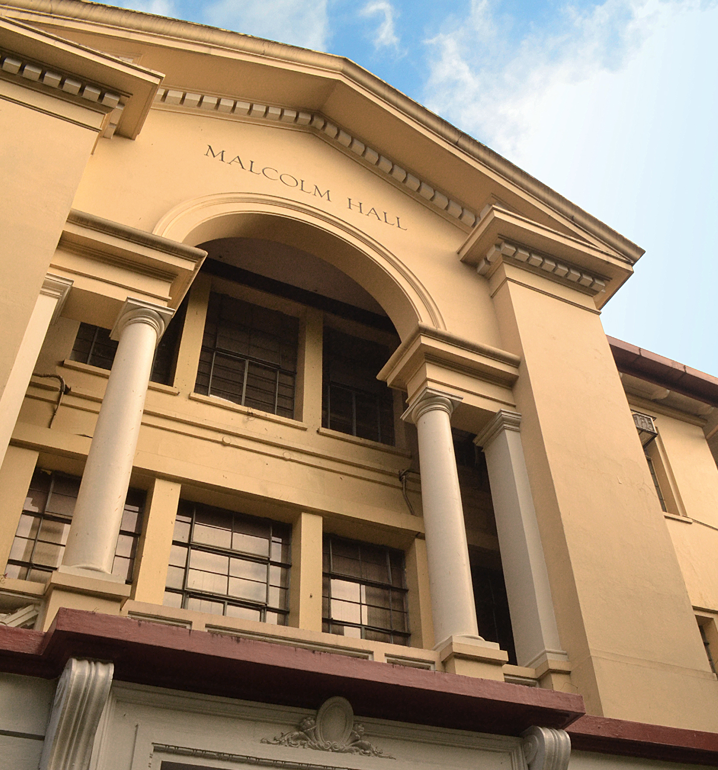 Temporary Contact Details for the UP Law Complex