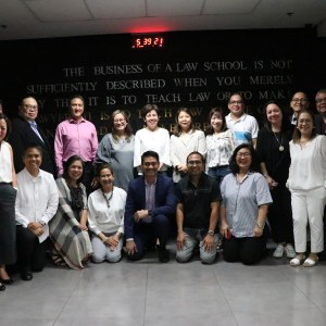 UP Law Class of 1993 Scholarship Fund