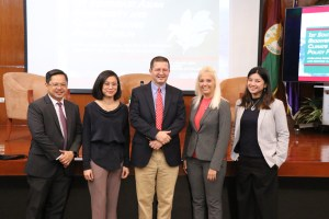 IILS Conducts Biodiversity and Climate Change Forum