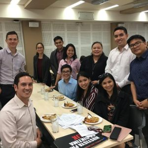 UP IHR conducts RTD on EJK, hosts Harvard Law School interns