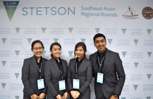 UP Law wins 2017 Stetson Int'l Environmental Moot Court – Southeast Asian Regional Rounds