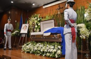 UP Community bids farewell to Sec. Edgardo Angara
