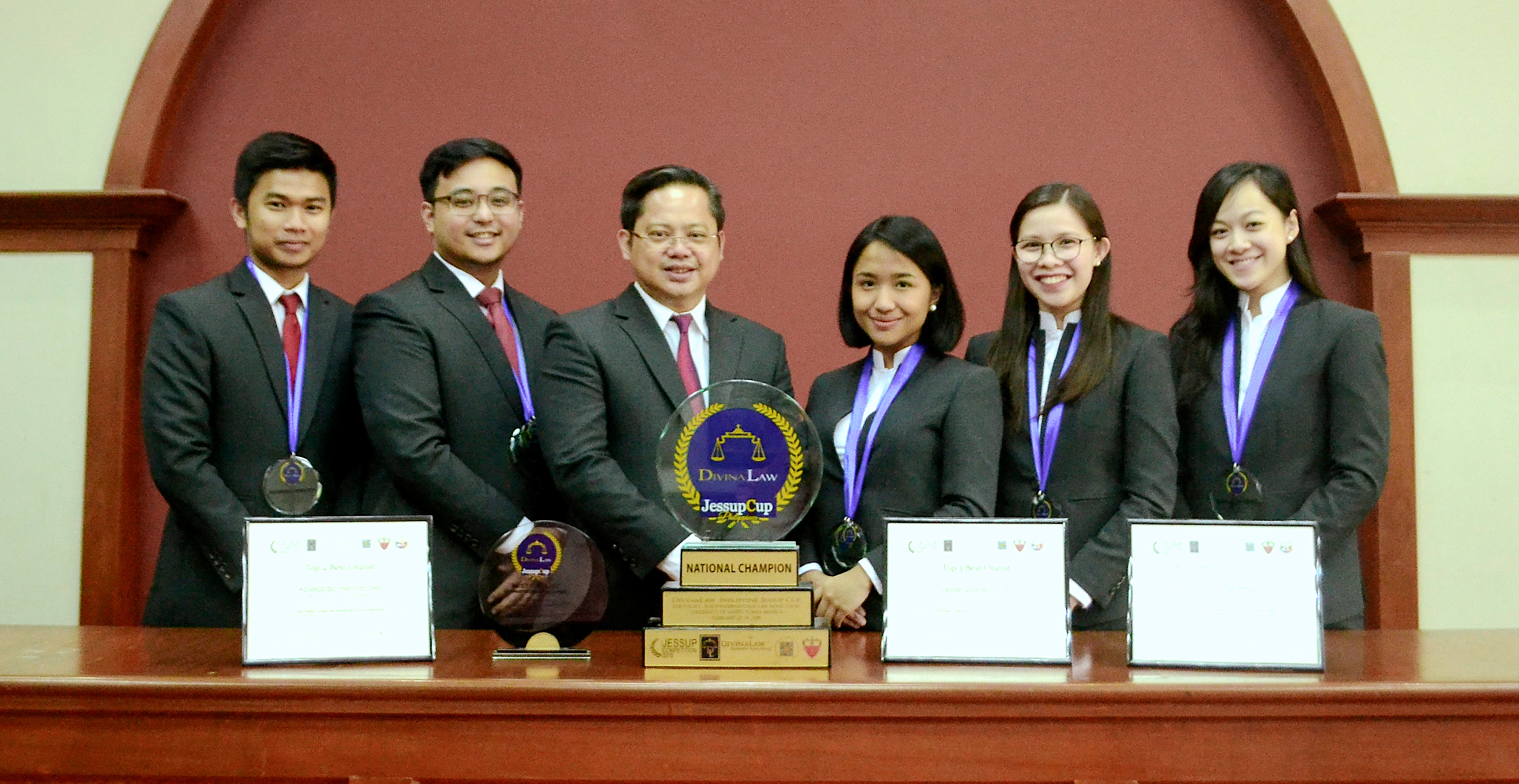 "2020 ""After Jessup"" International Moot Court Champions"