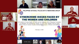 Prevalence of Online Gender-based Violence in the Philippines