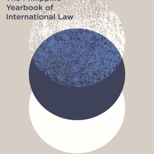 Philippine Year Book of International law Vol.16 (2017)