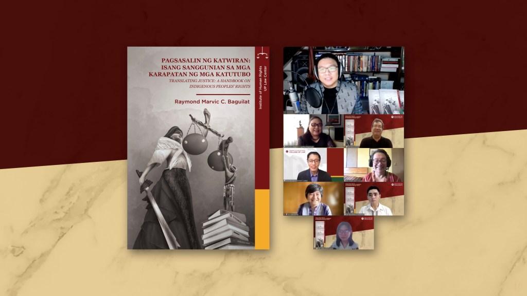 IHR celebrates IP Month, launches Translating Justice
