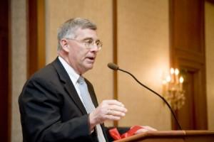 Alumnus of the Year David Schwendiman