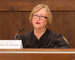 Justice Durham Moot 2013-16