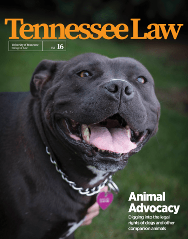 Tennessee Law, Fall 2016