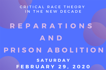 Critical Race Theory Conference Slated For February 29 - Yale Law School