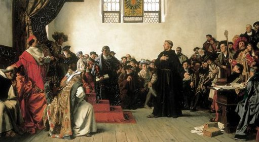 Image result for 1521 – Trial of Martin Luther