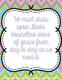 Wisdom -Moody Grace