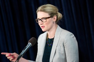 DOS Deputy Spokeswoman Marie Harf