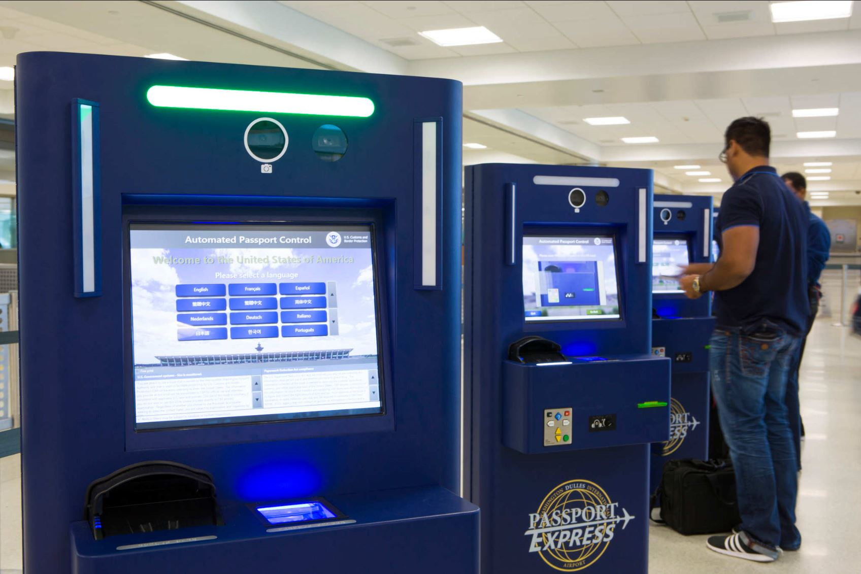What Are Automated Passport Control And Mobile Passport