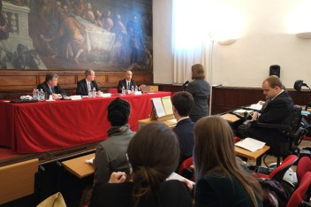 Law and Religion Moot Court, Venice 2015