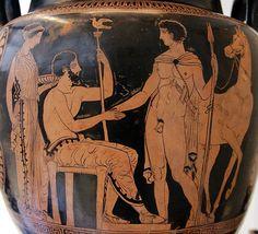 Theseus in discussion