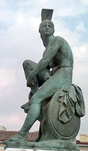 theseus-statue-gallery