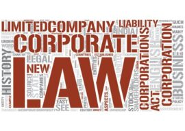 Introduction to Concept of Company and Company Law