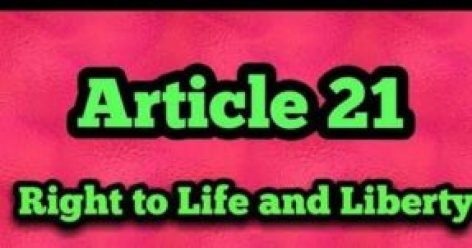 Changing Dimensions of Article 21
