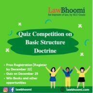 Basic Structure Doctrine