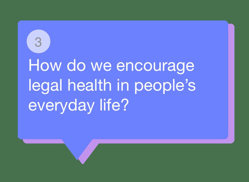 Legal Design Challenges - Health