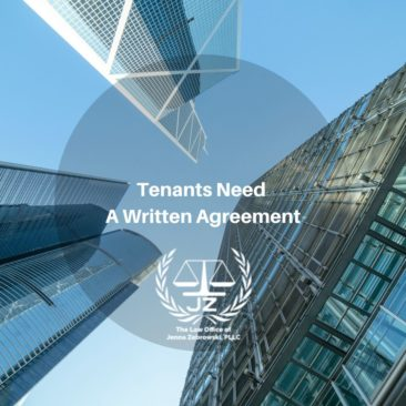 tenant-written-agreement-lawbyjz