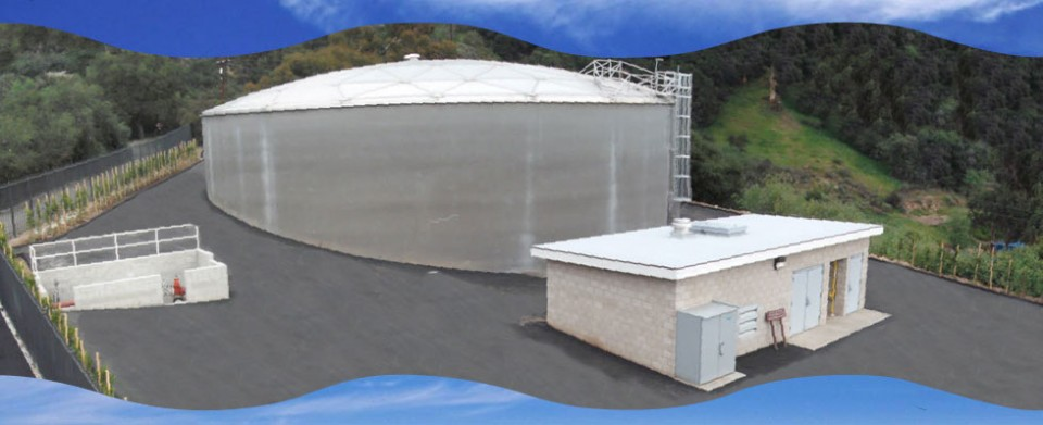Ware-Reservoir