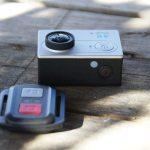 Análisis Cámara iMARS H9 4K con mando a distancia