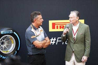 Glenn Dunbar © LAT Images / Pirelli F1