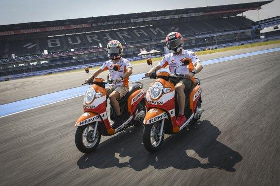 Previo test Burinam MotoGP