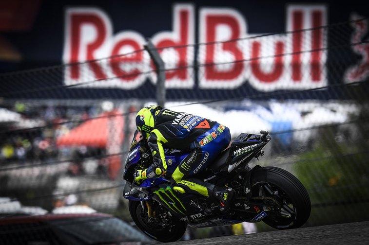 Rossi saldrá el segundo