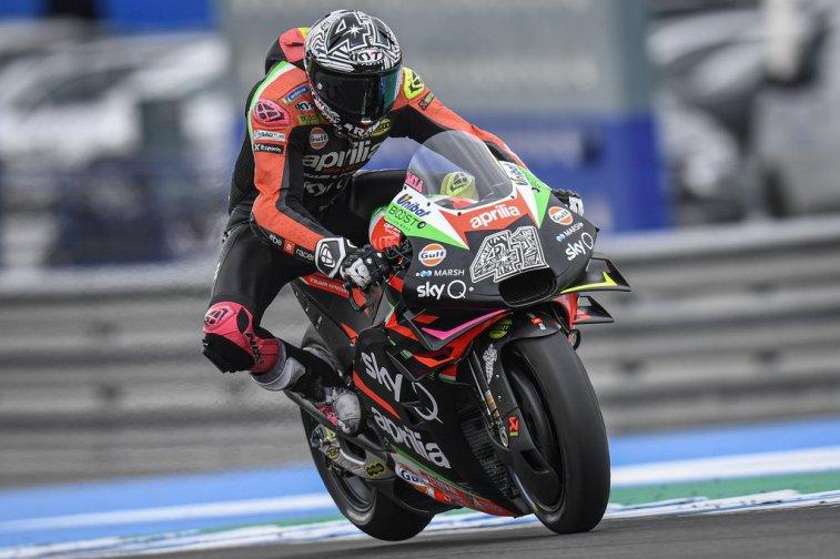 Aleix Espargaró (Aprilia Racing Team Gresini) © Dorna MotoGP