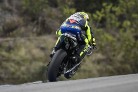 Valentino Rossi (Monster Energy Yamaha MotoGP) © Dorna MotoGP