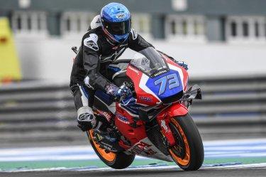 Alex Márquez (Repsol Honda Team) © Dorna MotoGP