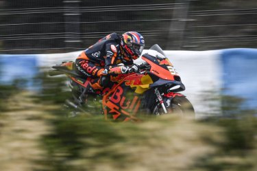 Brad Binder (Red Bull KTM Factory Racing) © Dorna MotoGP