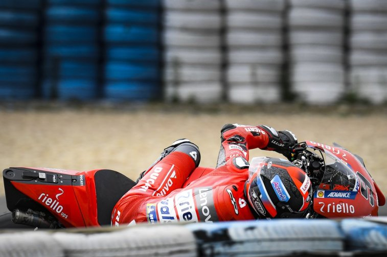 Danilo Petrucci (Ducati Team) © Dorna MotoGP