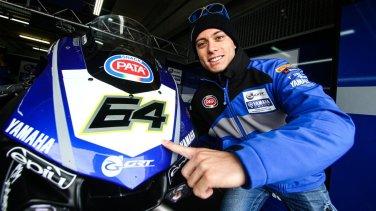 Federico Caricasulo (GRT Yamaha WorldSBK Junior Team)