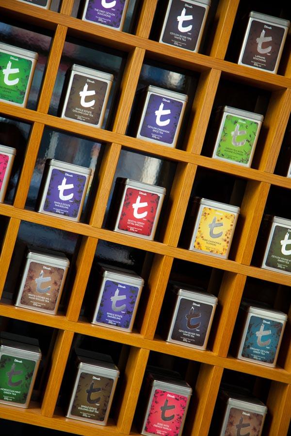 T-bar. Herbata w mieście.